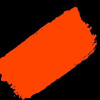 Pure Cadmium Orange