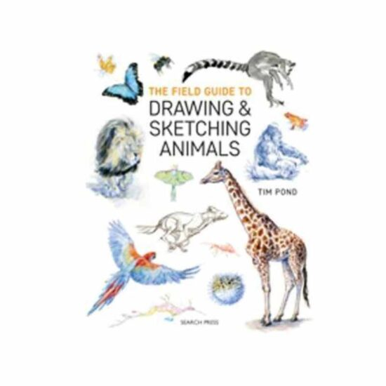field guide to drawing animals