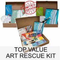Art Rescue kit