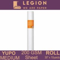 Legion YUPO Medium Roll