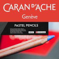 Caran D'Ache Pastel Pencils Individual