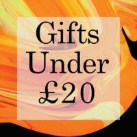 Gifts under £20