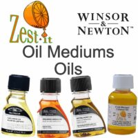 Oil Mediums - Oils