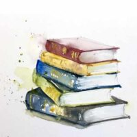 Watercolour Painting Books