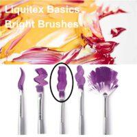 Liquitex basics bright brush