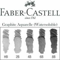 Faber-Castell Graphite Aquarelle
