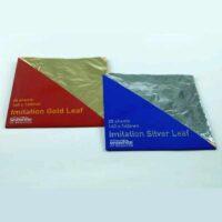 Imitatino Gold & Silver Leaf