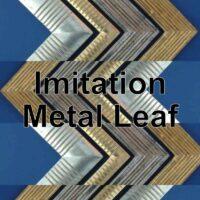 Imitation Metal Leaf