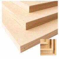 Cradled Wood Panels