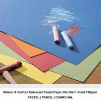 Winsor & Newton Pastel Paper Sheets