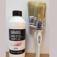 Artists Gesso Brush